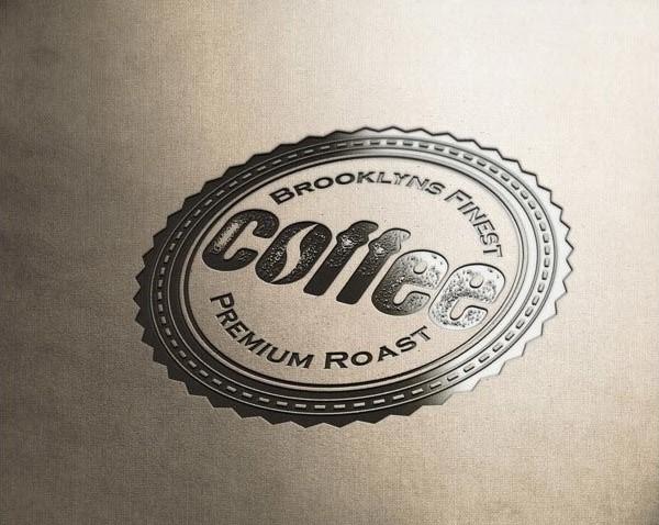 Mẫu thiết kế logo cafe đẹp độc đáo
